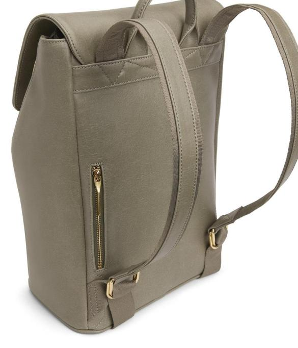 Matt and Nat Fabi Backpack Vintage Collection Sage Back