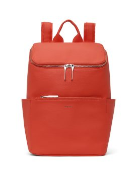 Matt and Nat Brave Backpack Purity Collection Fleur Front