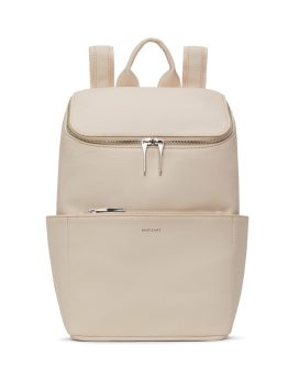 Matt and Nat Brave Backpack Purity Collection Opal Front