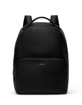 Matt and Nat Caro Backpack Loom Collection Black Front