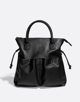 Pixie Mood Avery Bag Black Front