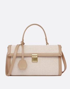 Pixie Mood Willow Crossbody Sand Front