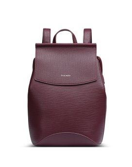 Pixie Mood Kim Backpack Wine Front