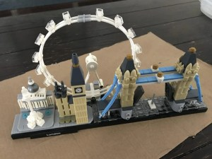 travel with lego