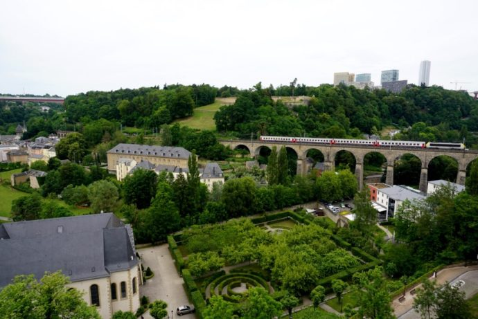 Luxembourg City-overview 1-Jetsetterproblems.com