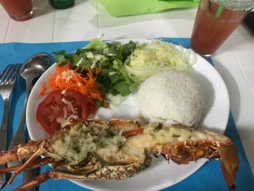 Guadeloupe-food