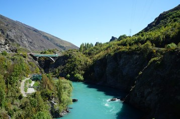 The world's oldest bungee jumping spot