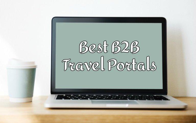 Best B2B Travel Portals