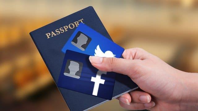 Social Media Profile for US Visa