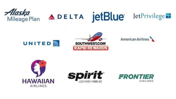 Airlines Reward Program