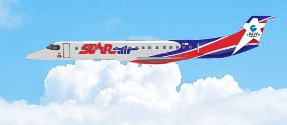Star Air Airline - Best Airlines in India