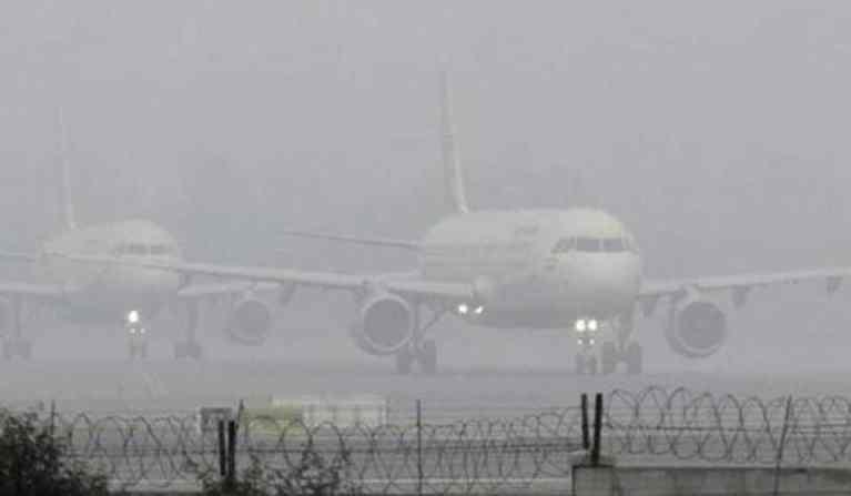Low Visibility Delhi