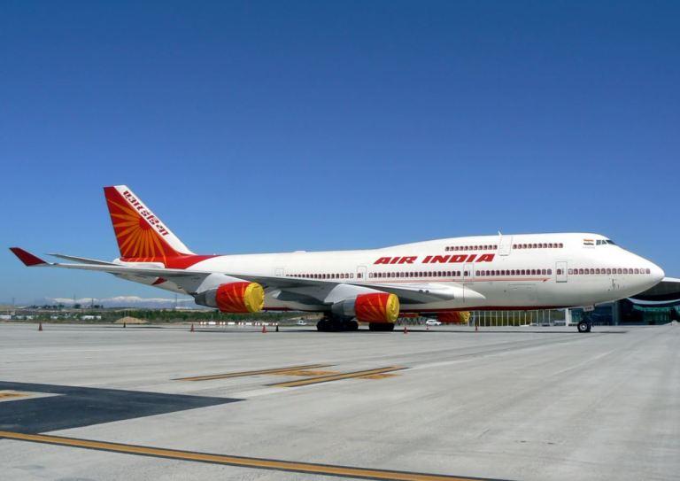 Air India Loss posts record loss of INR 8,556 Crore