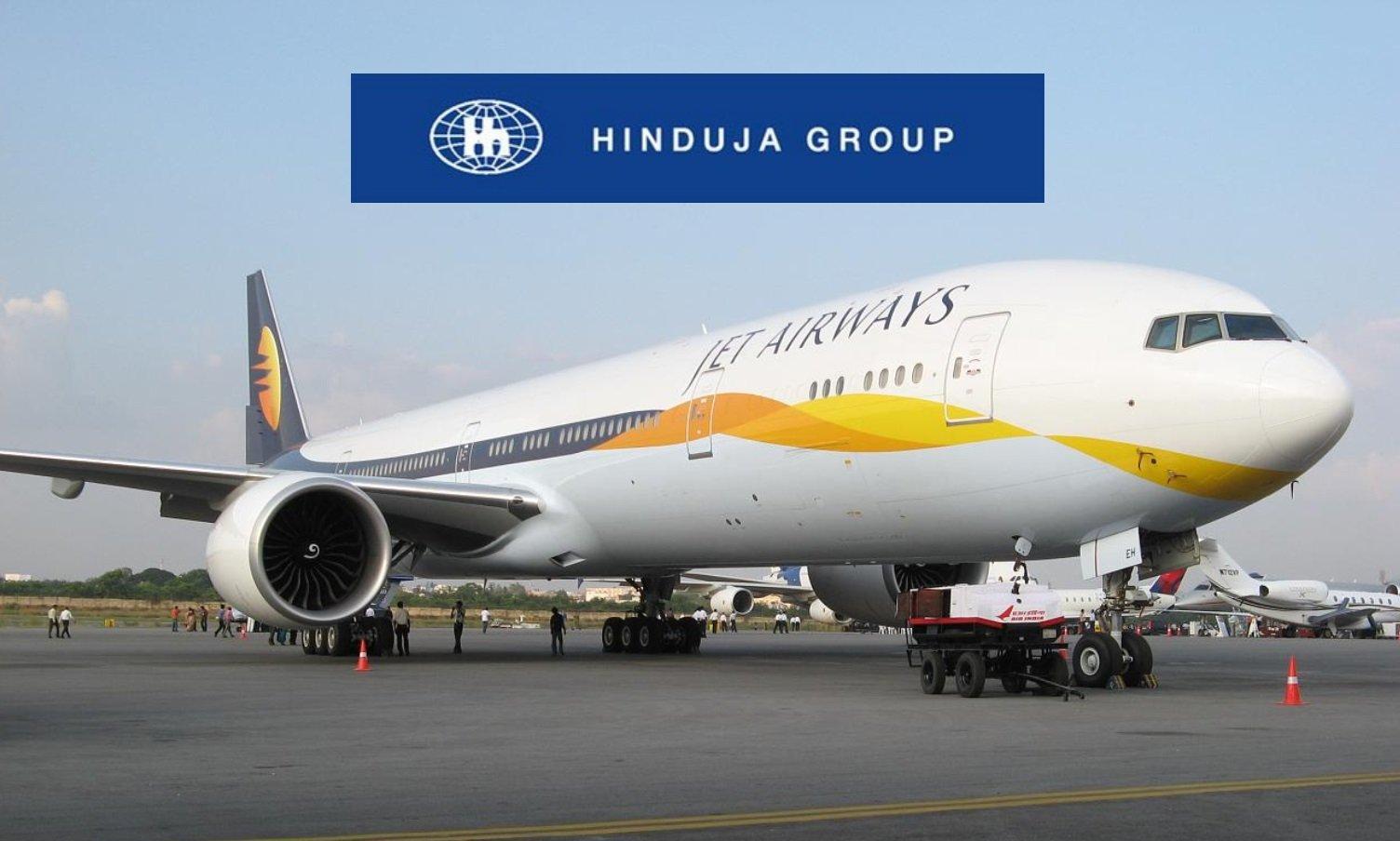 Hinduja Group Jet Airways