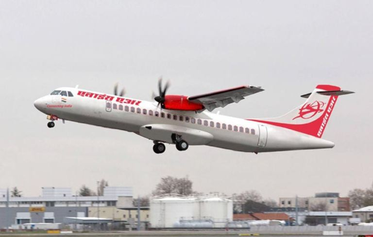 Imphal-Mandalay flight