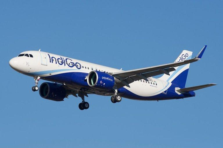 IndiGo Dammam Flight