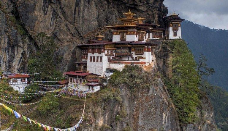 Bhutan sustainable development tax