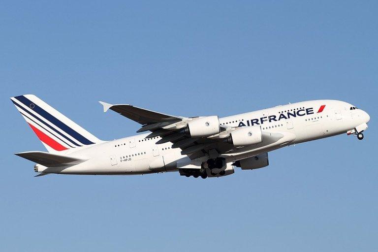 Air France Chennai Paris Flight