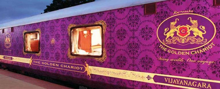 Luxury Train Golden Chariot