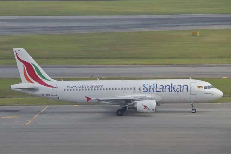 Sri Lankan stranded in India