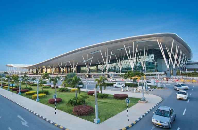 Bengaluru International Airport voted best regional airport in Central Asia
