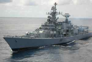 Indian Navy to evacuate citizens in Gulf