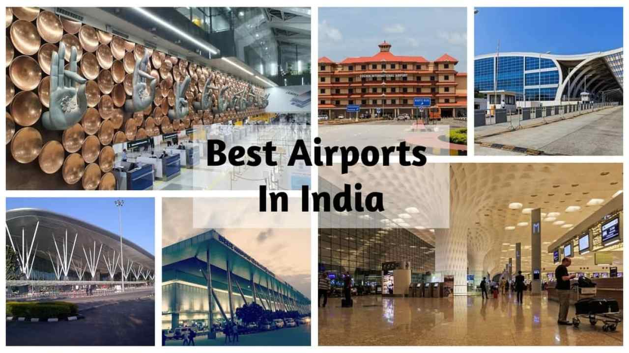 10 Best Airports In India 2020 Travelobiz