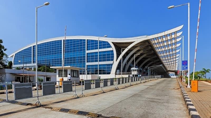 Dabolim Airport, Goa