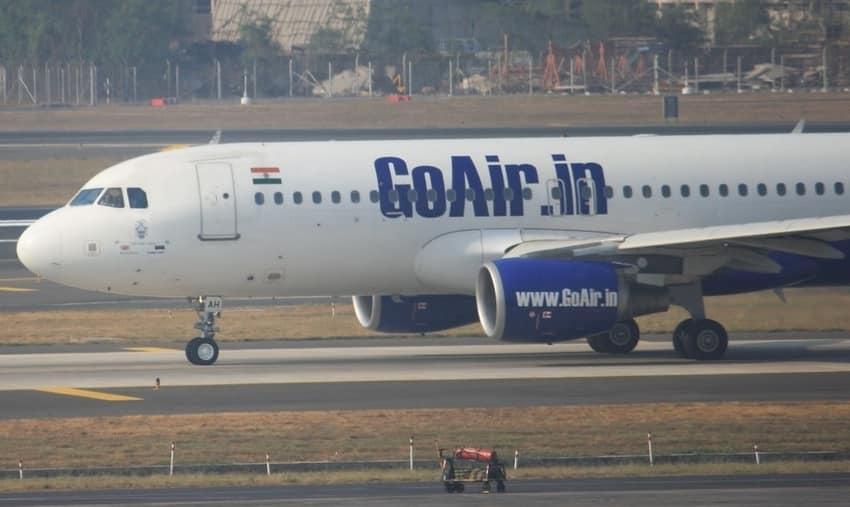 GoAir Special Flight Kuwait Jaipur