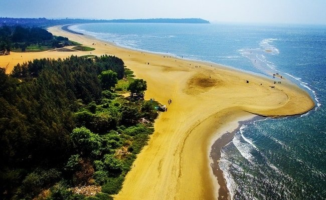 Goa #1 Best Places to Visit in India