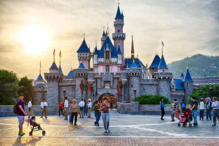 Hong Kong to Reopen Disneyland