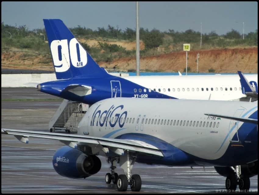 Indigo GoAir Flights From Kuwait