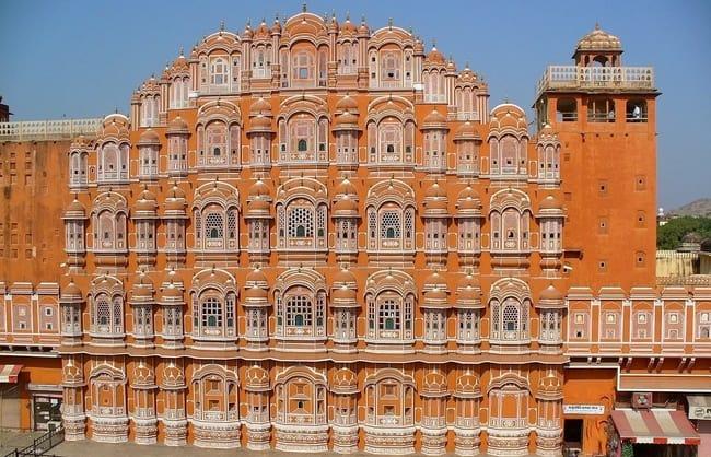 Jaipur - Hava Mahal
