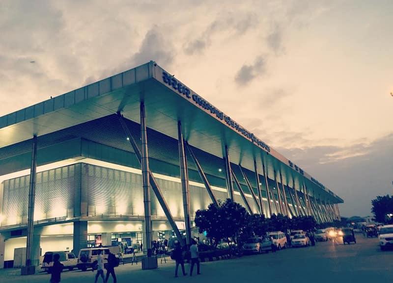Sardar Vallabhbhai Patel International Airport, Ahmedabad