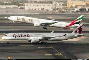 13 international airlines Dubai reopen