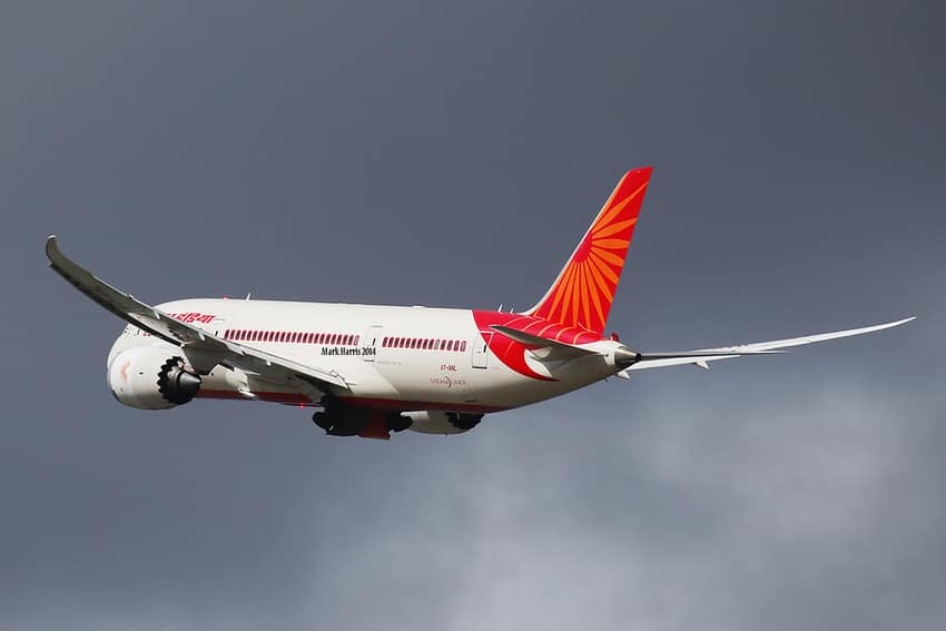 Air India Additional Flights Singapore Germany Canada