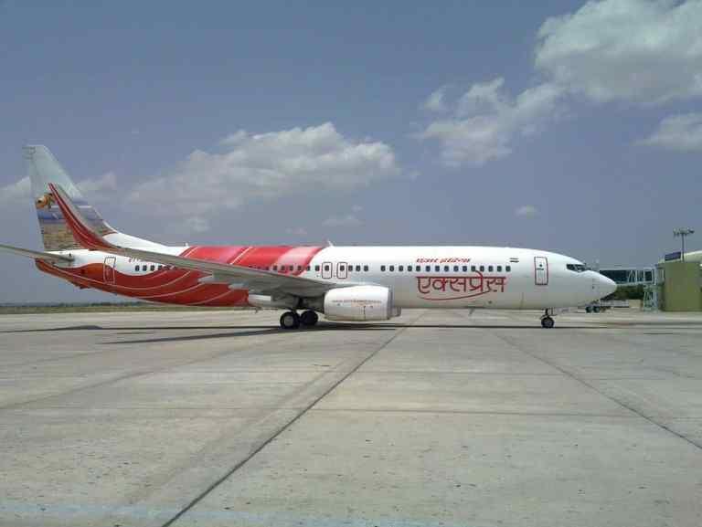Air India Express Singapore Mumbai Flight