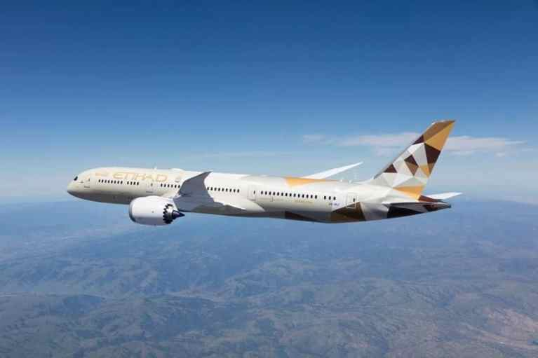 Etihad Codeshare Air Arabia Abu Dhabi