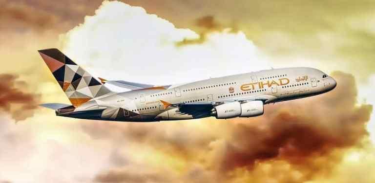 Etihad Flights Six Indian Cities