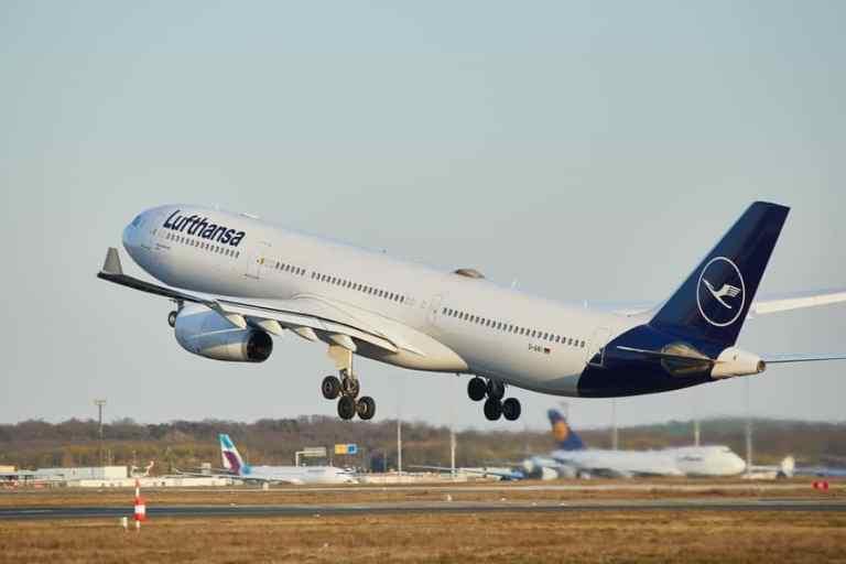 Lufthansa Special Relief Flights