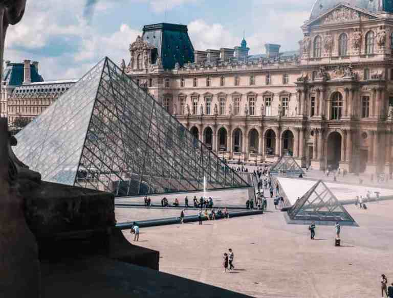 Paris Louvre Museum Reopens With Masks And One-Way System