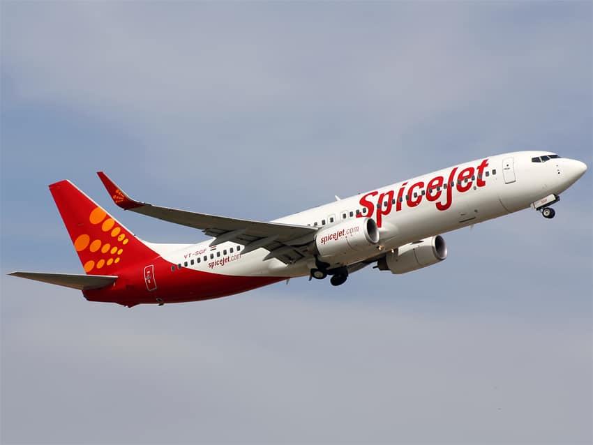 SpiceJet flights to UAE