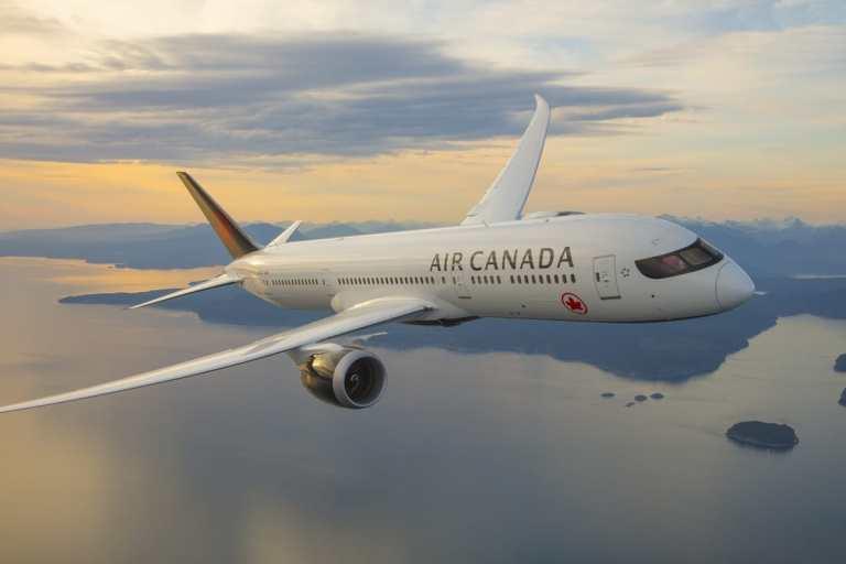 Air Canada Delhi Toronto Vancouver