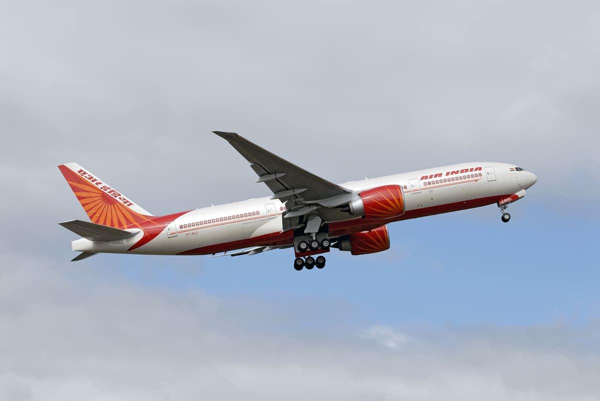 Air India Flights Banned Hong Kong