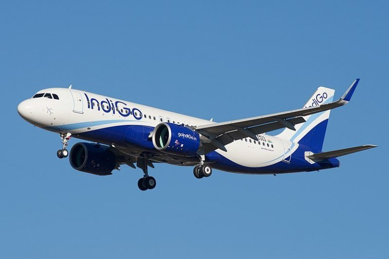 Indigo Bookings Doha to India