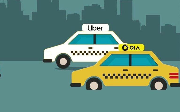 Ola Uber Listing On OTAs