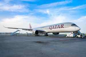 Qatar Airways 550 Weekly Flights