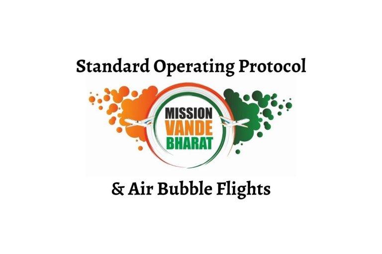 SOP for vande Bharat Mission Flights