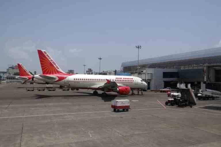 Tata group Air India