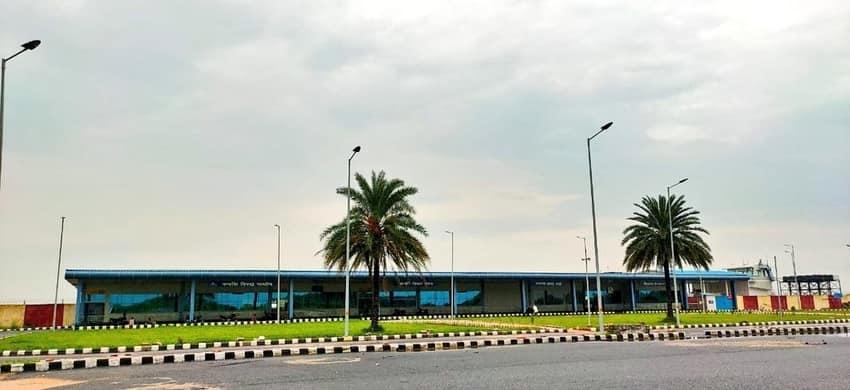 Uttarakhand First International Airport Pantnagar